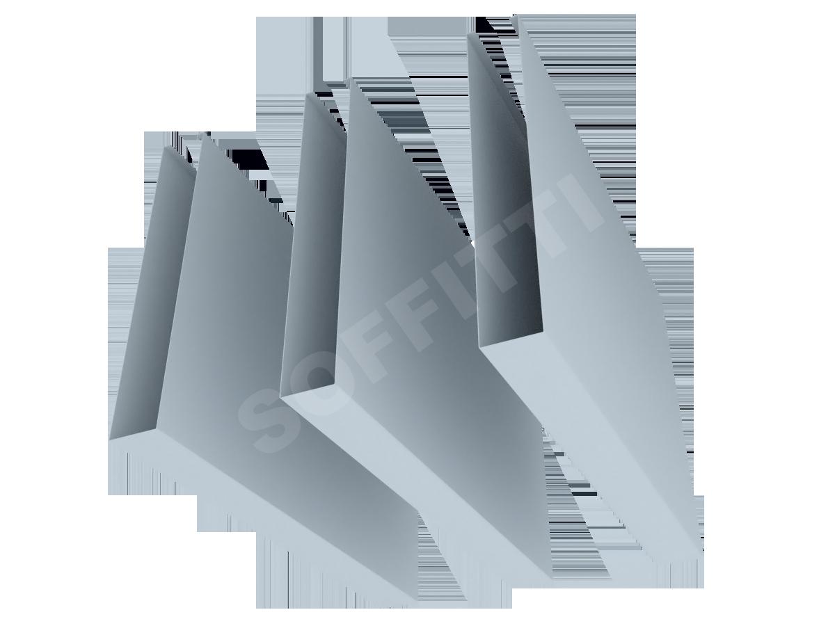 Кубообразная рейка Албес A50S 30x200 мм