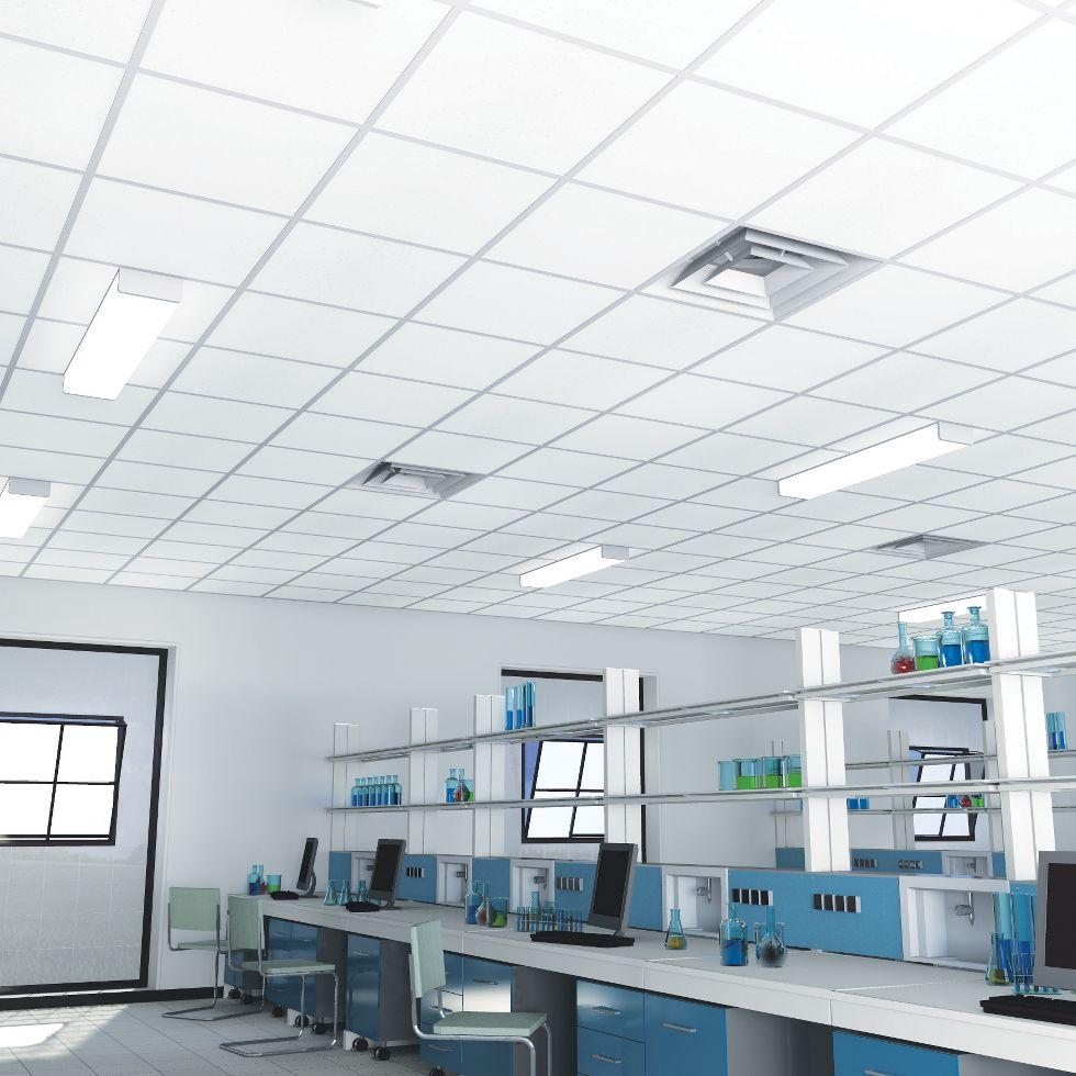 Минеральная плита Armstrong Clean Room FL