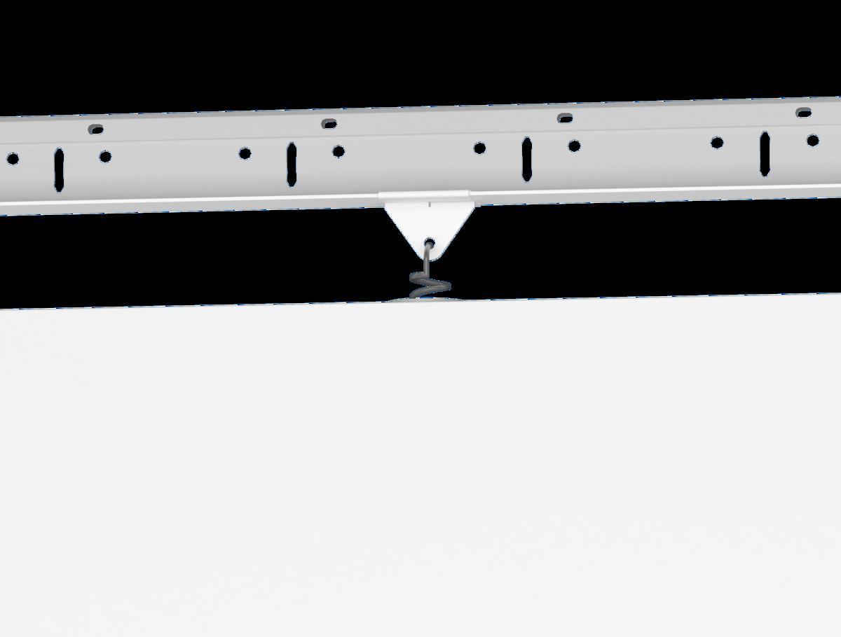 Ecophon Hygiene Advance Baffles T24 1200x600x40 мм