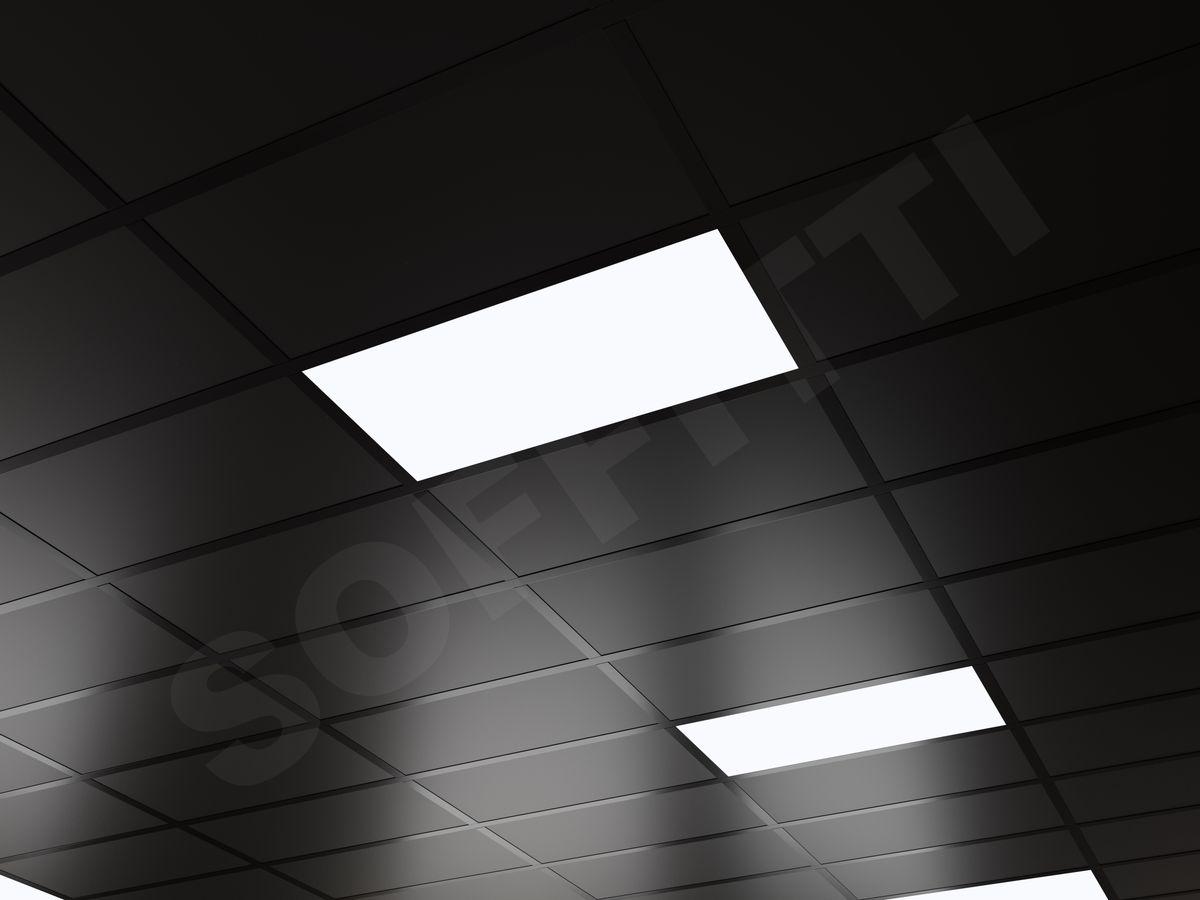 Кассета Албес AP300x600 Board черный А911