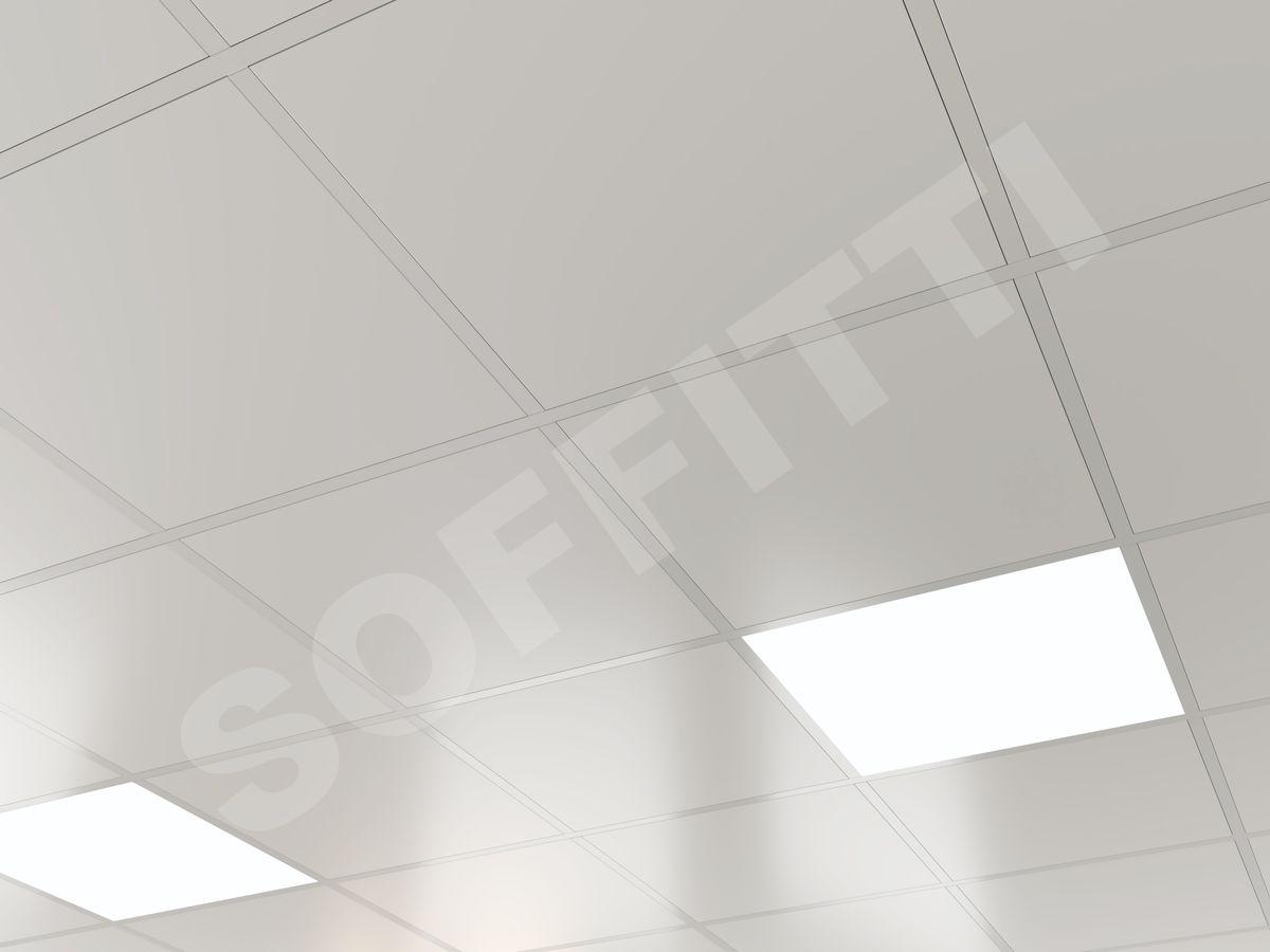 Кассета Албес AP600 Line белый глянец А916