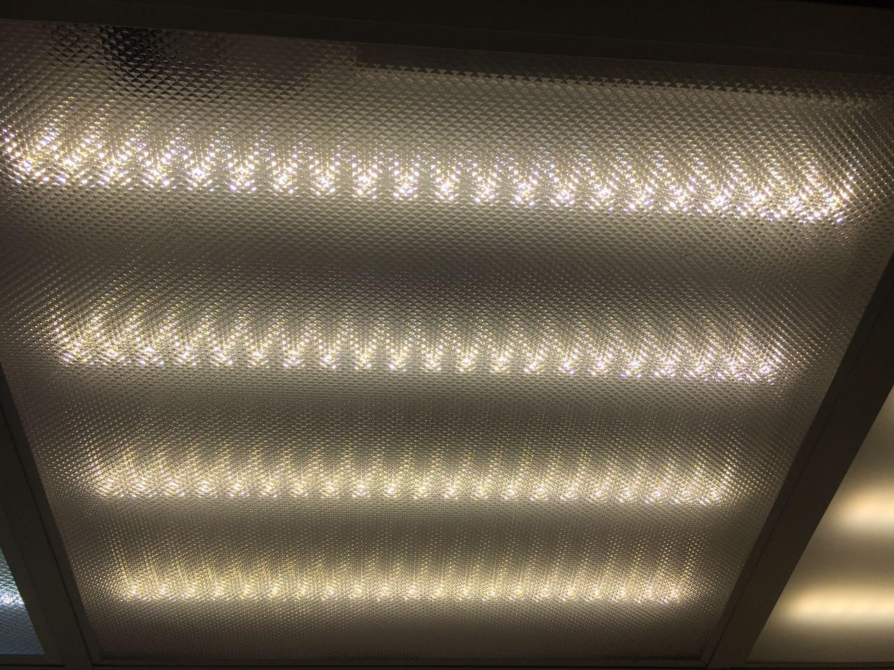 Светильник LED Avrora Prisma 32Вт 5000К 3600 Лм 588х588мм