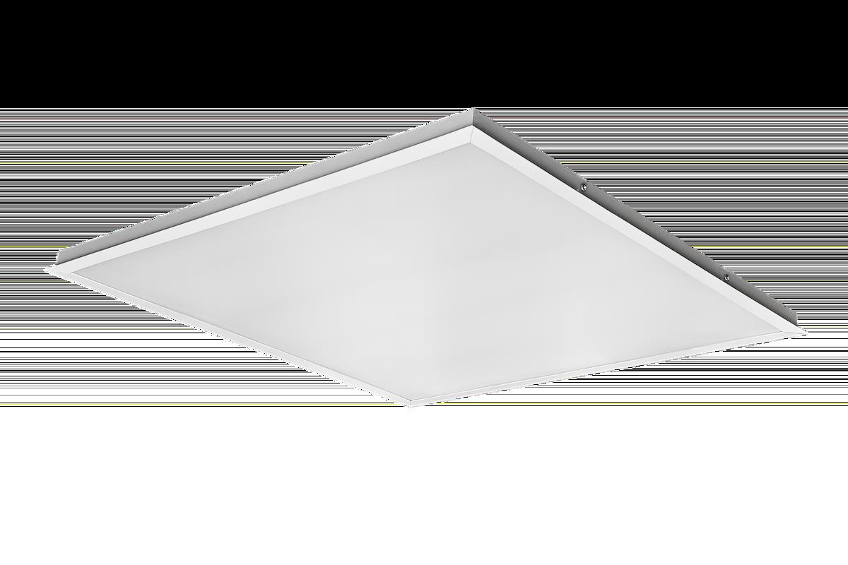 Светильник LED Avrora Opal 32Вт IP40 4000К 4000лм 603x603x25мм / 595х595x25мм доп. вид