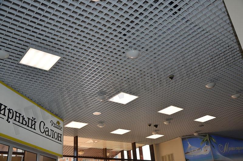 Светильник LED Operlux Opal 34Вт 5000K 3100Лм 588х588мм