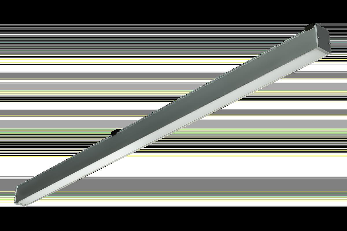 Светильник LED Flora Opal 36Вт IP40 4000К 3600лм 1540х50х70мм