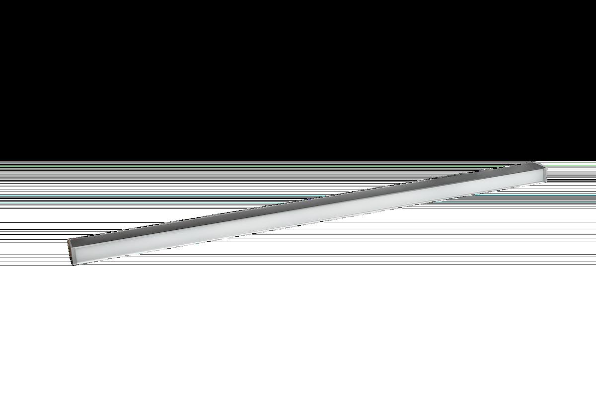 Светильник LED Flora Opal 36Вт IP40 5000К 3400лм 1540х50х70мм доп. вид