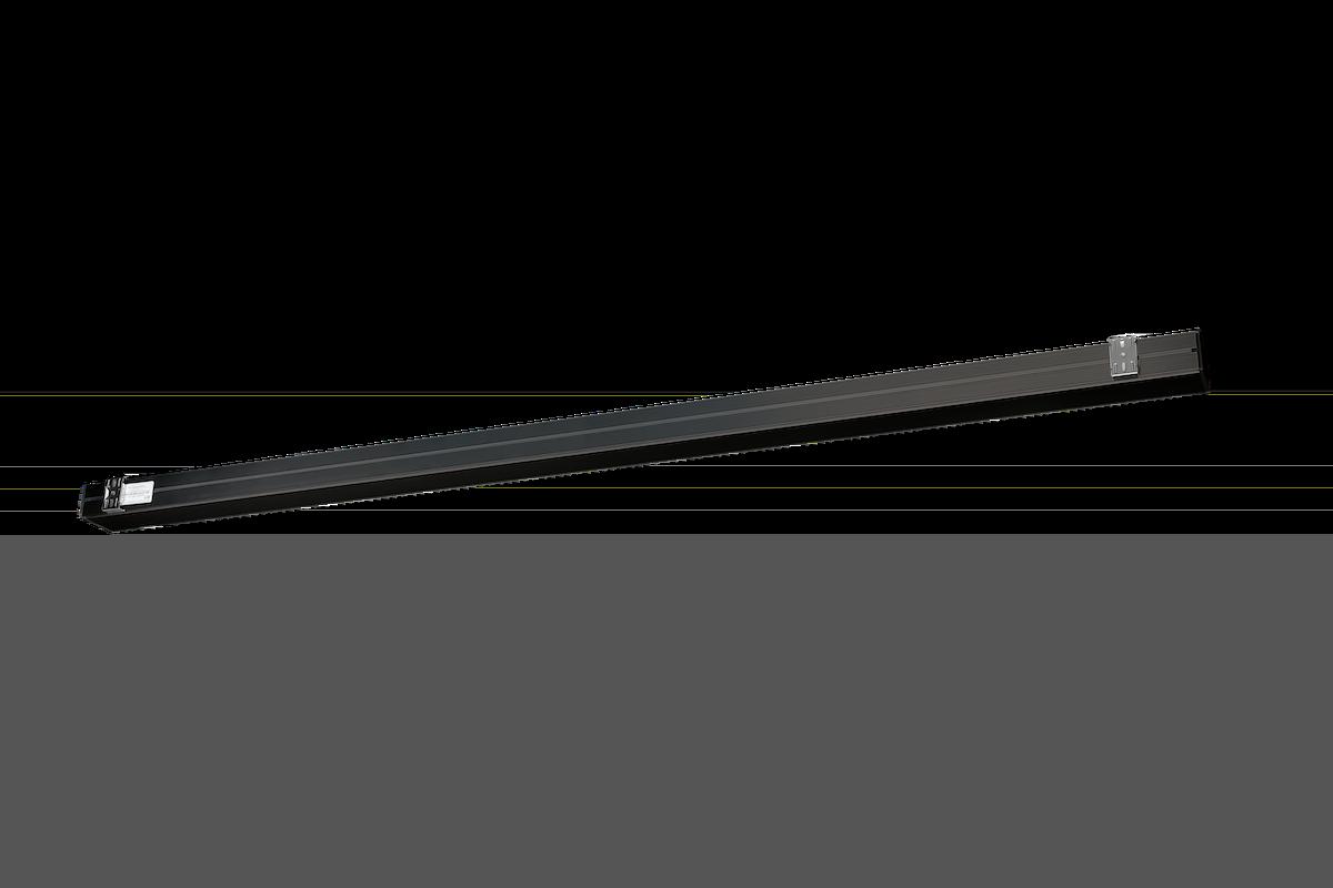 Светильник CSVT FLORA Opal 18Вт IP40 790x50x70мм черный