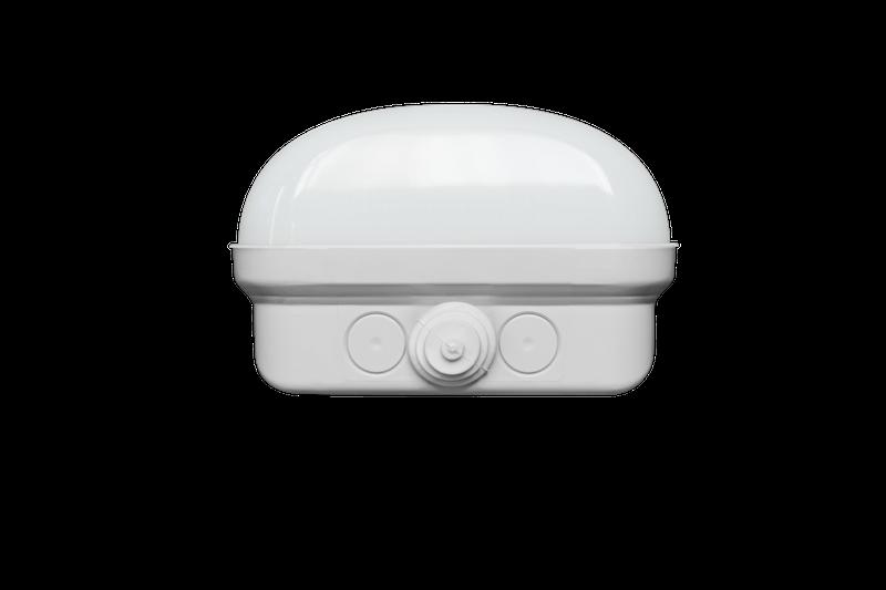 Светильник CSVT Айсберг MILKY 57Вт IP65 1270x152x100мм