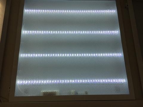 Светильник LED Prisma 36Вт 6500K 3000Лм 595x595мм (драйвер внутри)