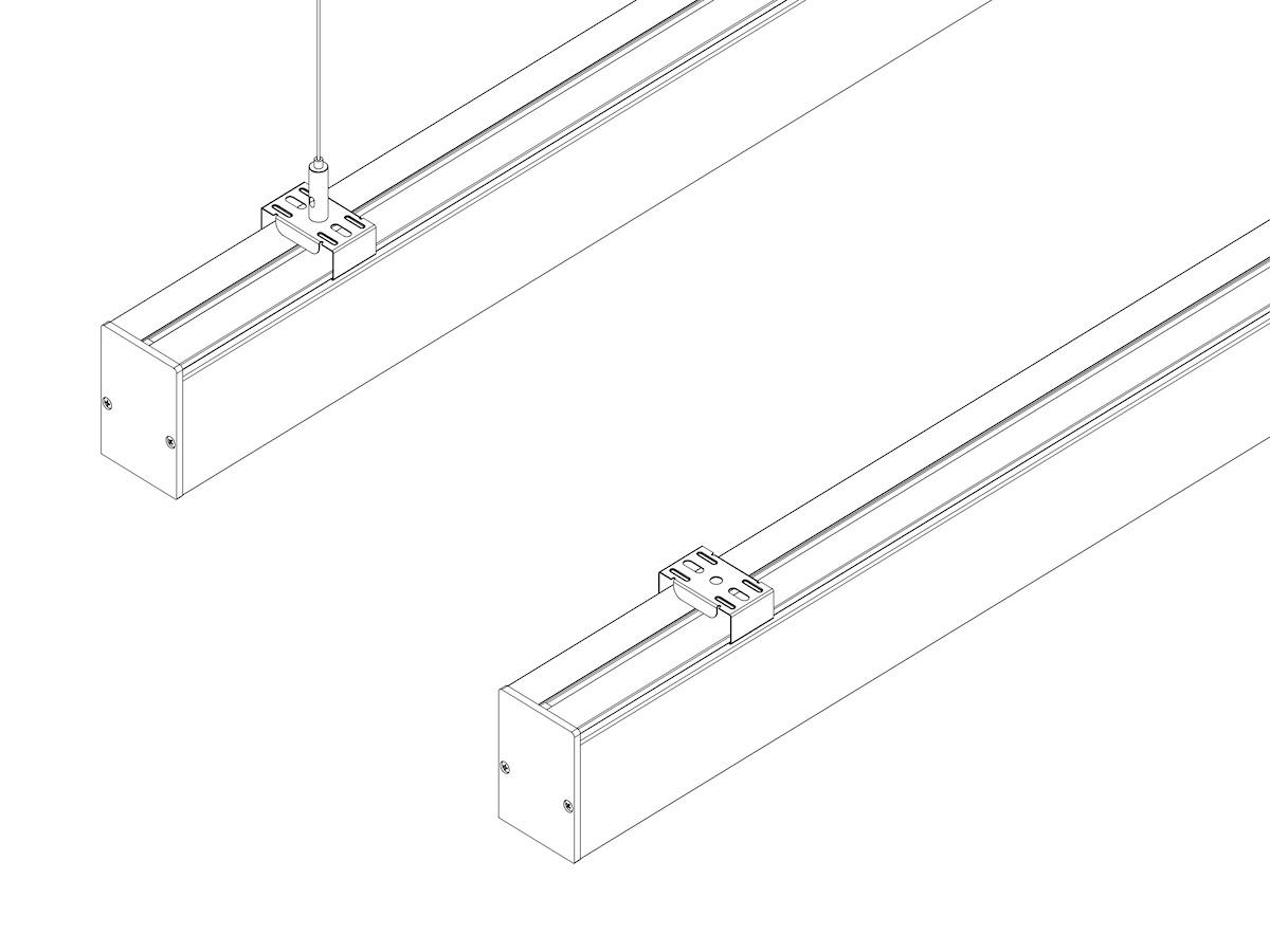 Комплект пружиин SPRING-VOLGA (2 шт) для светильника FLORA