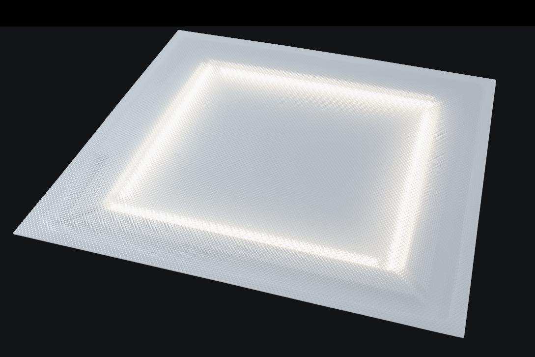 Светильник LED Microprisma 24Вт 4000K 3050лм 595x595мм