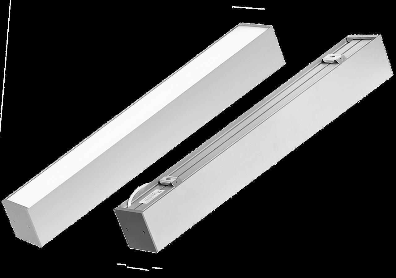 Светильник CSVT FLORA-100 Opal 18Вт IP40 790x100x90мм