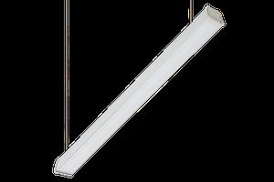 Светильник CSVT LIRA Opal 38Вт IP54 1230x80x87мм