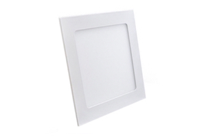 Светильник ультратонкий LED 9Вт 4000-4500K 150x150мм