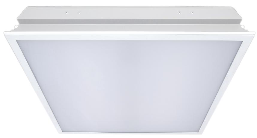 Светильник LED Operlux Opal 50Вт 4000K 4400лм IP20 607х607x80мм