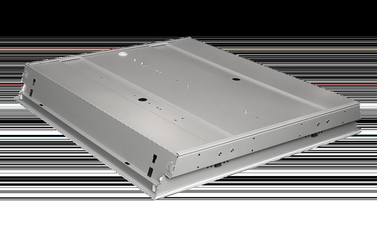 Светильник LED Operlux Opal 50Вт 4000K 4400лм IP20 607х607x80мм доп. вид