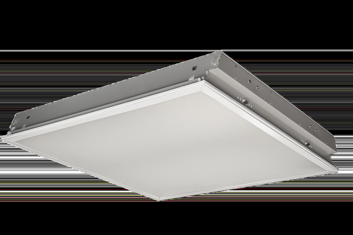 Светильник LED Operlux Opal 34Вт 4000K 3100лм IP20 607х607x80мм доп. вид