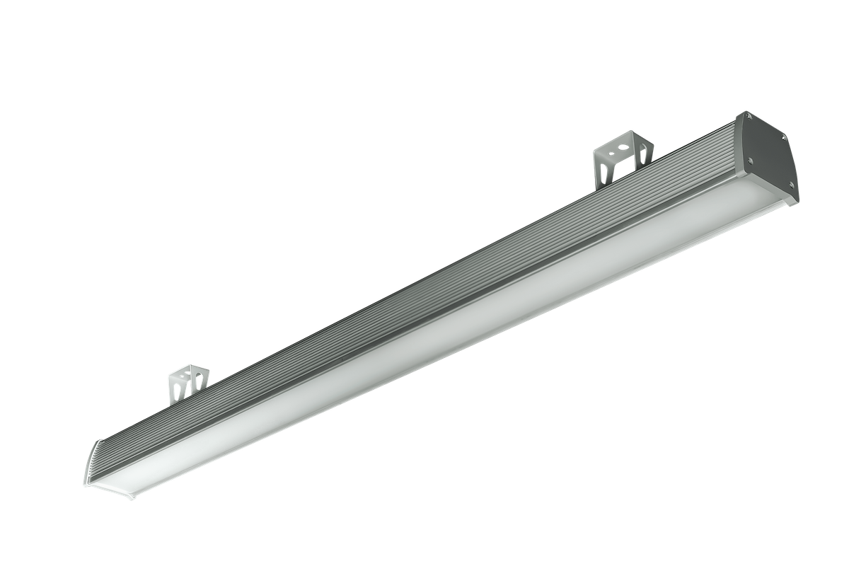 Светильник LED PR 116Вт 5000К 1250x81x100мм