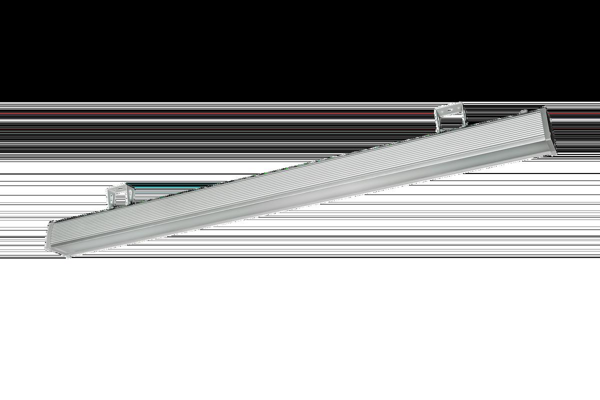 Светильник LED PR 116Вт 5000К 1250x81x100мм доп. вид
