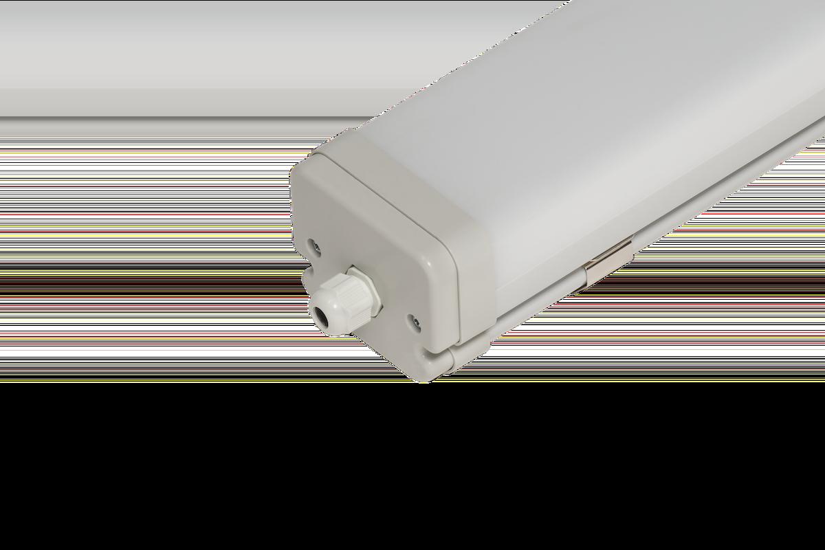 Светильник CSVT SLIM TUBE 16Вт IP67 580x83x70мм