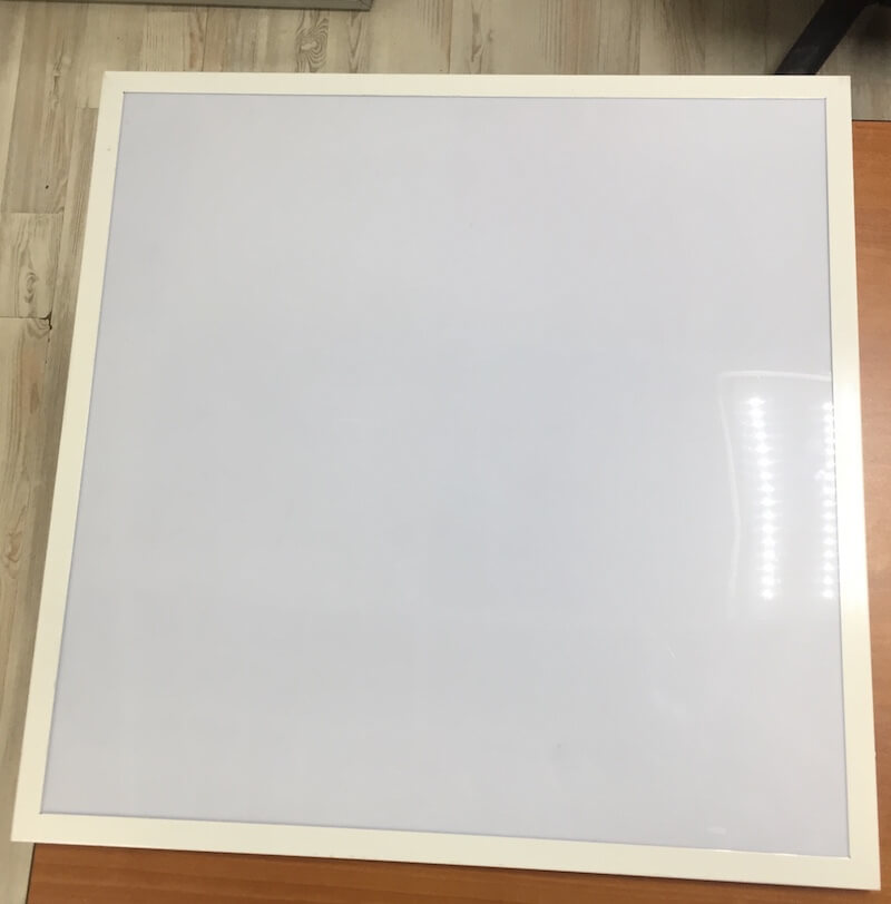 Светильник ультратонкий LED 40Вт 6500К 3000Лм 595х595х8мм (белый корпус)