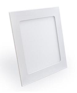 Светильник ультратонкий LED 18Вт 4000-4500K 225x225мм