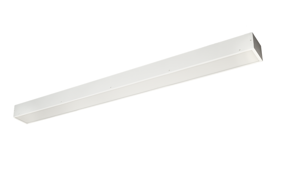 Подвесной светильник LED Volga Opal 38Вт 5000K 3700Лм доп. вид